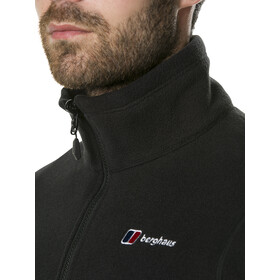 Berghaus Prism PolarTec InterActive Fleece Jacket Men, black/black